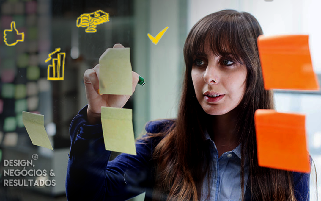 Design Thinking para melhorar produtos e serviços