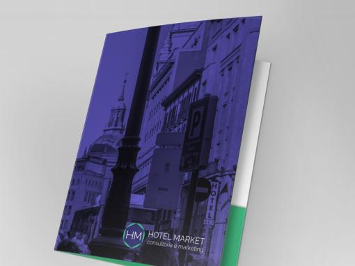 Portfólio: Hotel Market
