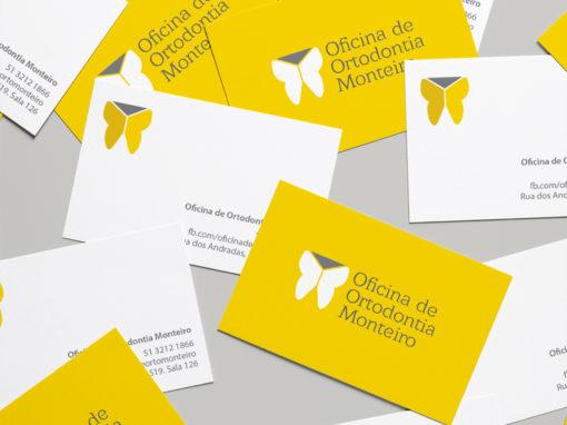 Portfólio: Oficina de Ortodontia Monteiro