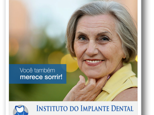 Portfólio: Instituto do Implante Dental